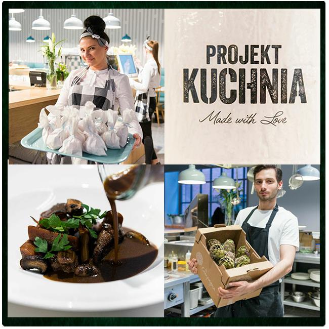 Projekt Kuchnia Zielona Spizarnia Twoje Najzdrowsze Delikatesy